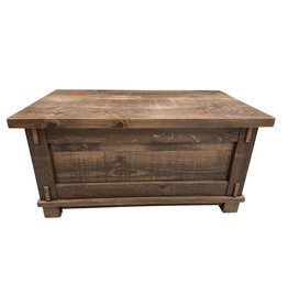 TCE Timber Blanket Box