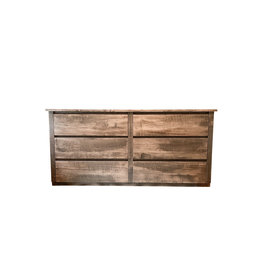TCE Andi 6 Drawer Dresser