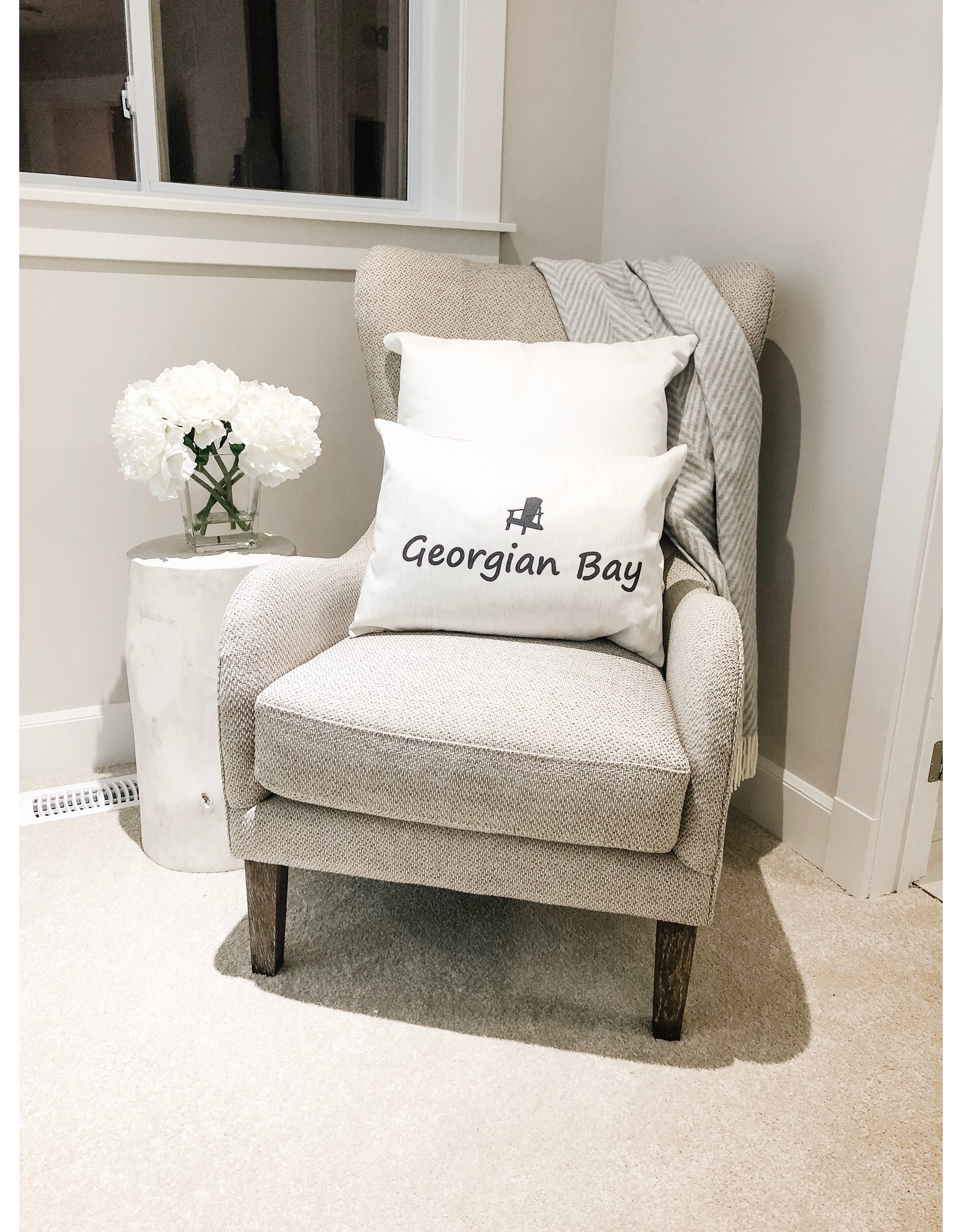 TCE Orion Chair Oatmeal