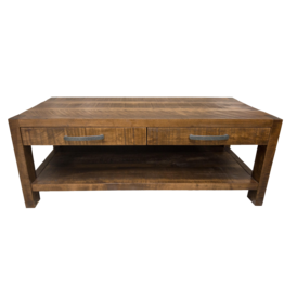 TCE Bala Coffee Table With 2 Drawers