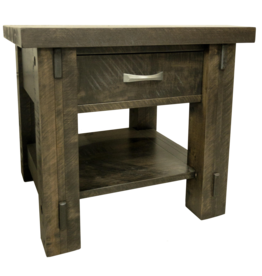 TCE Timber End Table