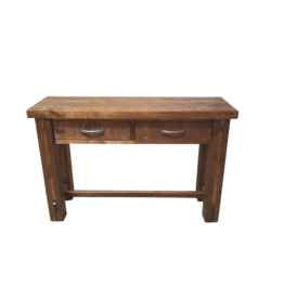 TCE Timber Sofa Table