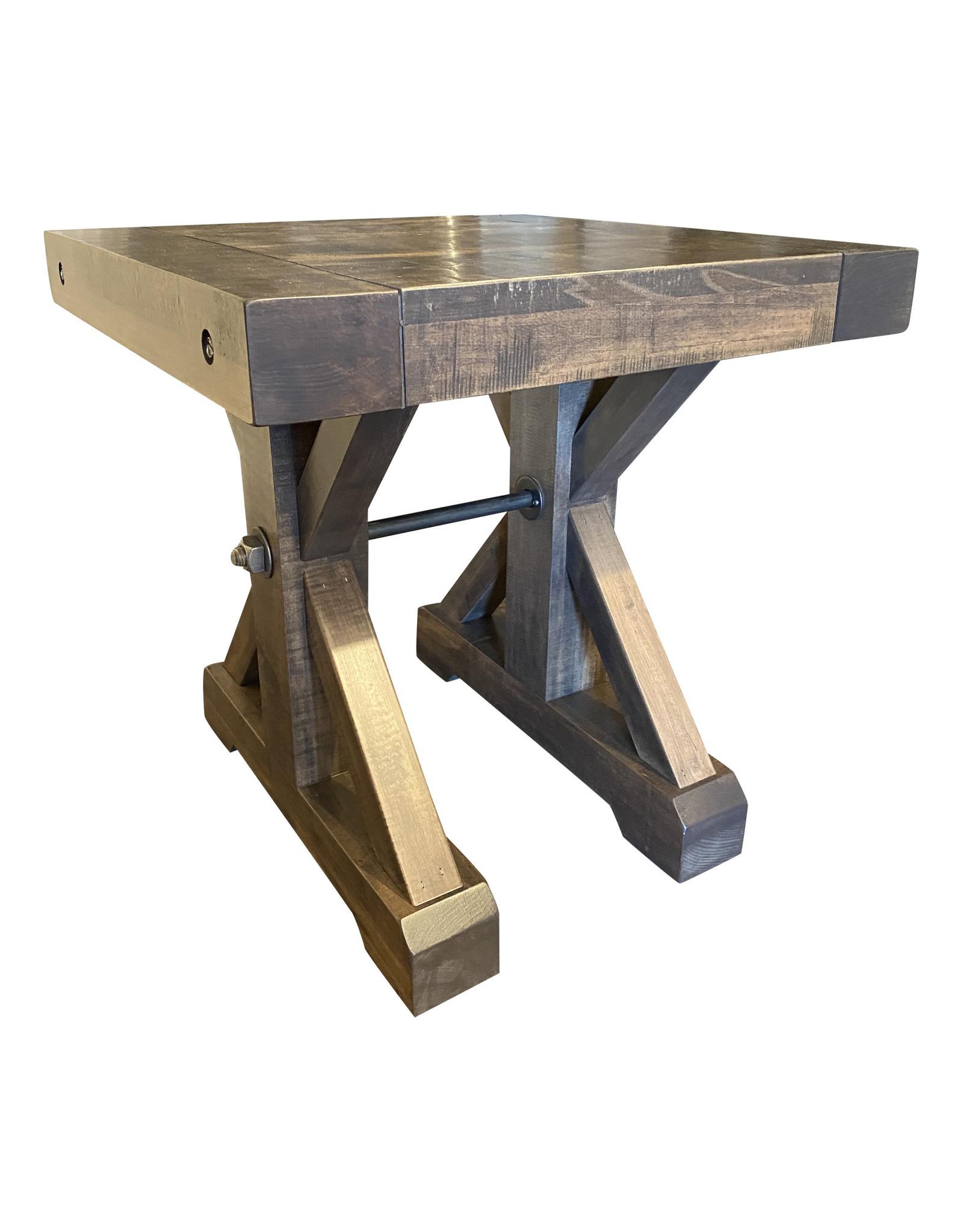 TCE Georgian End Table