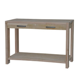 TCE Bala Sofa Table With 2 Drawers