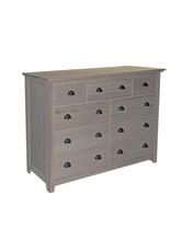 TCE Lake Bernard 9 Drawer Dresser
