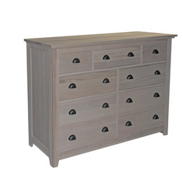 TCE Lake Bernard 9 Drawer Dresser