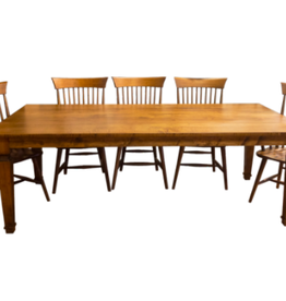 """TCE Harvest 72"""" Dining Table"""