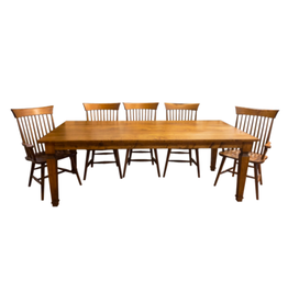 "TCE Harvest 72"" Dining Table"
