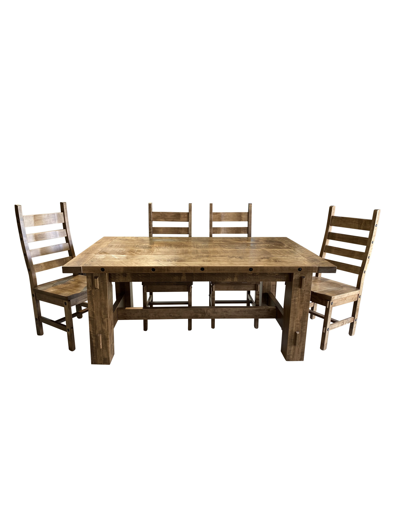 """TCE Timber 72"""" Dining Table"""