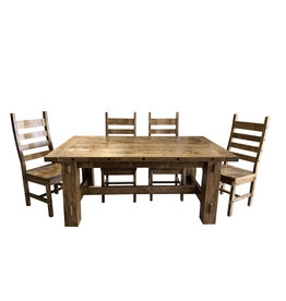 "TCE Timber 72"" Dining Table"