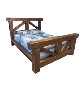 TCE Barn Series Brace Bed