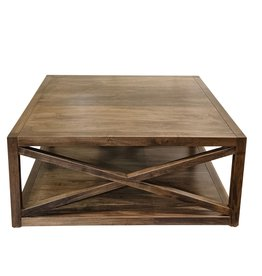 TCE X Coffee Table
