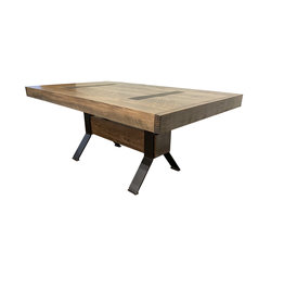 "TCE Blacksmith 72"" Dining Table"