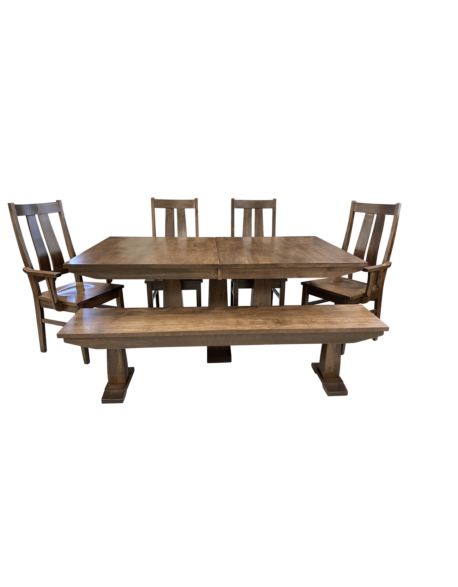 """TCE Pallisade 72"""" Dining Table"""