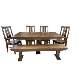 "TCE Pallisade 72"" Dining Table"