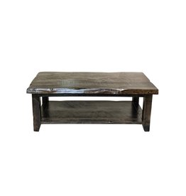 TCE Barn Series Live Edge Coffee Table