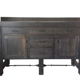 TCE Haliburton Sideboard With 5 Drawers And 2 Doors