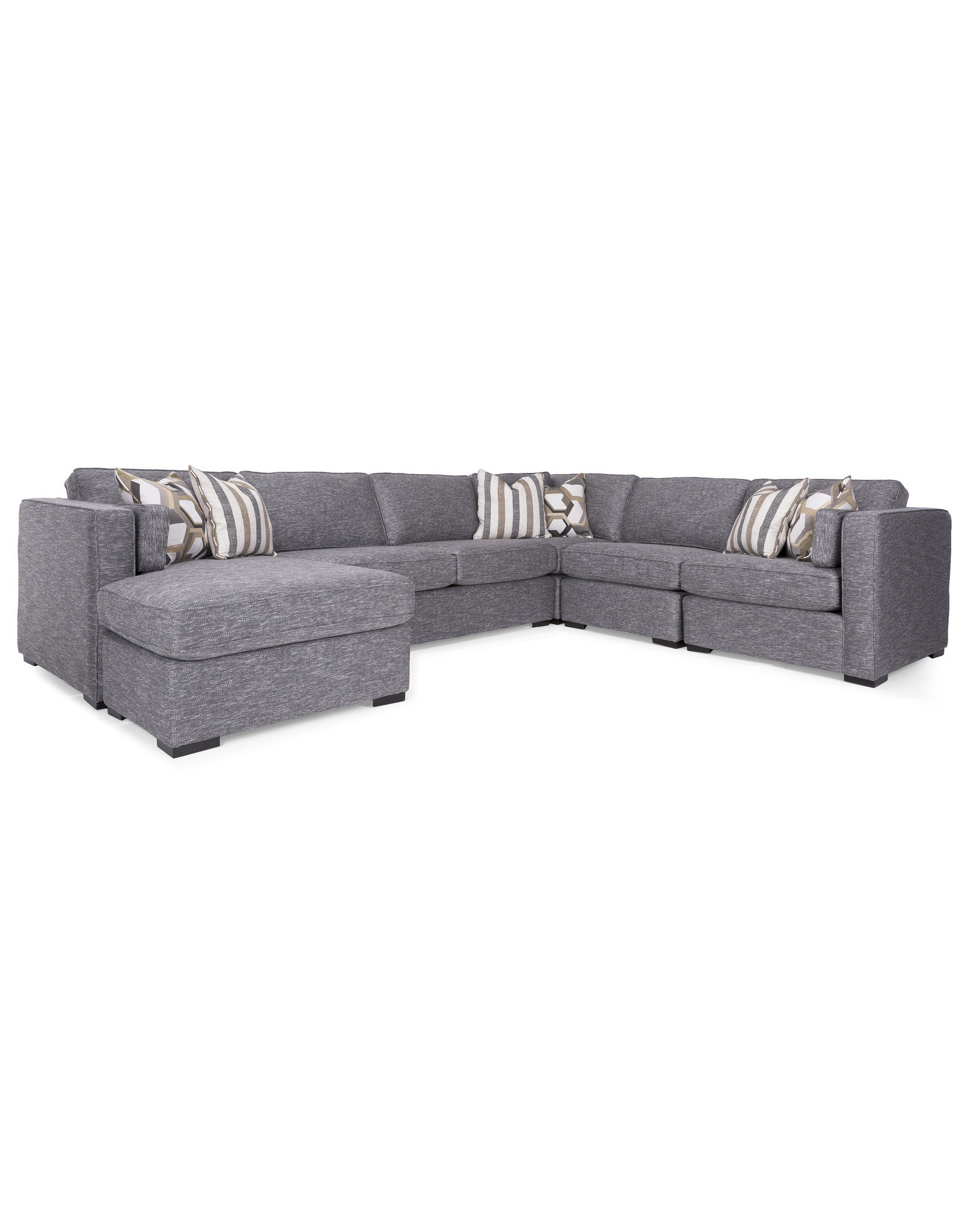 TCE 7758-65 Bay Street Sectional
