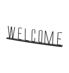 TCE Welcome Sign
