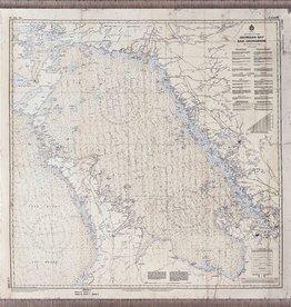 TCE Map - Georgian Bay Nautical