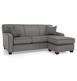 TCE 2401 Sofa With Chaise