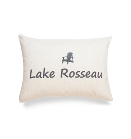TCE Lumbar Pillow - Lake Rosseau