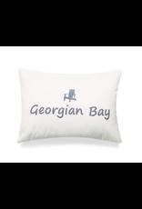 TCE Lumbar Pillow - Georgian Bay