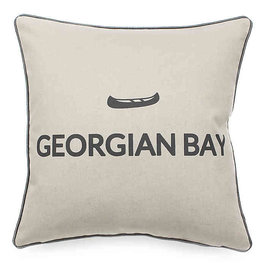 TCE Pillow - Georgian Bay