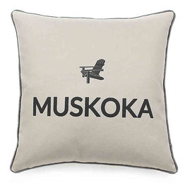 TCE Pillow - Muskoka