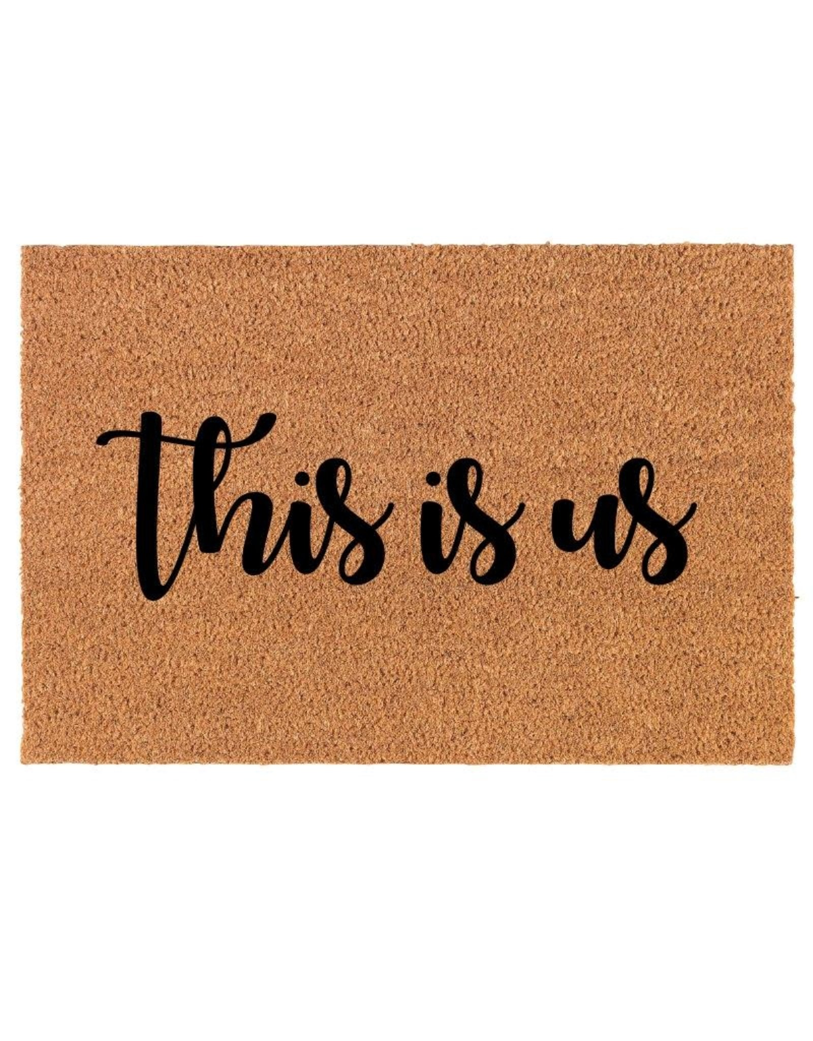 TCE This is us Doormat