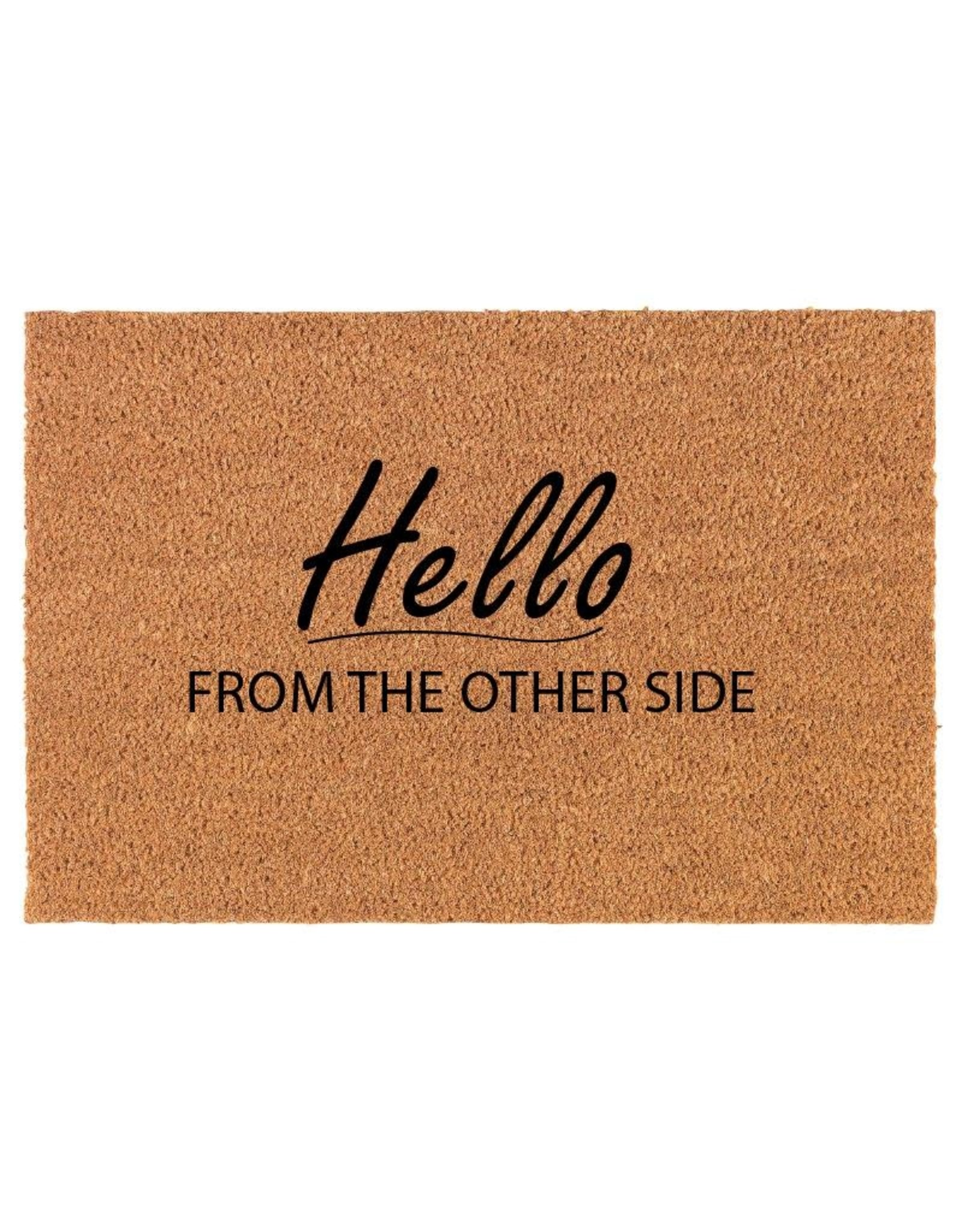 TCE From The Other Side Doormat