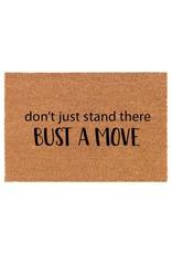 TCE Bust A Move Doormat