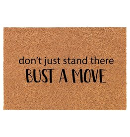 TCE Bust A Move Doormat