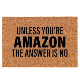 TCE Amazon Doormat