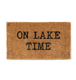 TCE On Lake Time Doormat