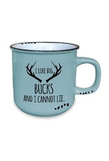 TCE Mug - Big Bucks