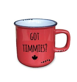 TCE Mug - Got Timmies
