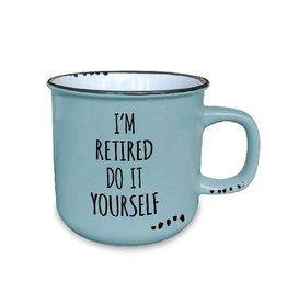 TCE Mug - Retired