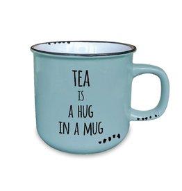 TCE Mug - Tea Hug Mug