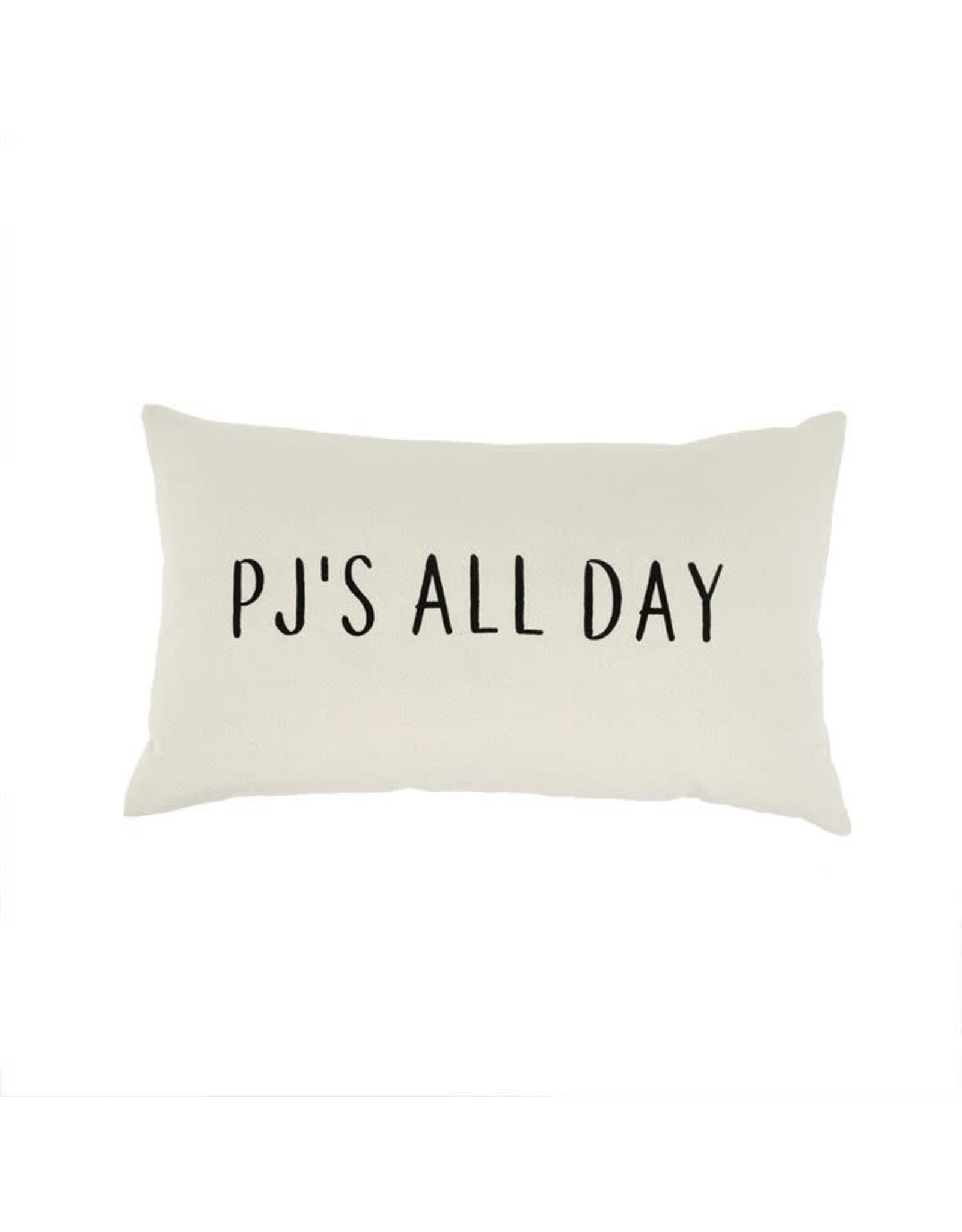 TCE Pillow - PJ's All Day