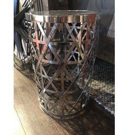 TCE Nickel Weave Table