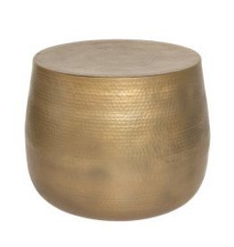 TCE Andromeda Accent Table Gold