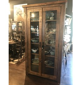 TCE Barn Series China Cabinet