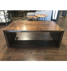 TCE Lake Mary Live Edge Coffee Table