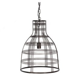 TCE Chain And Wire Pendant Light