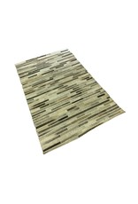 TCE Striped Hide Rug