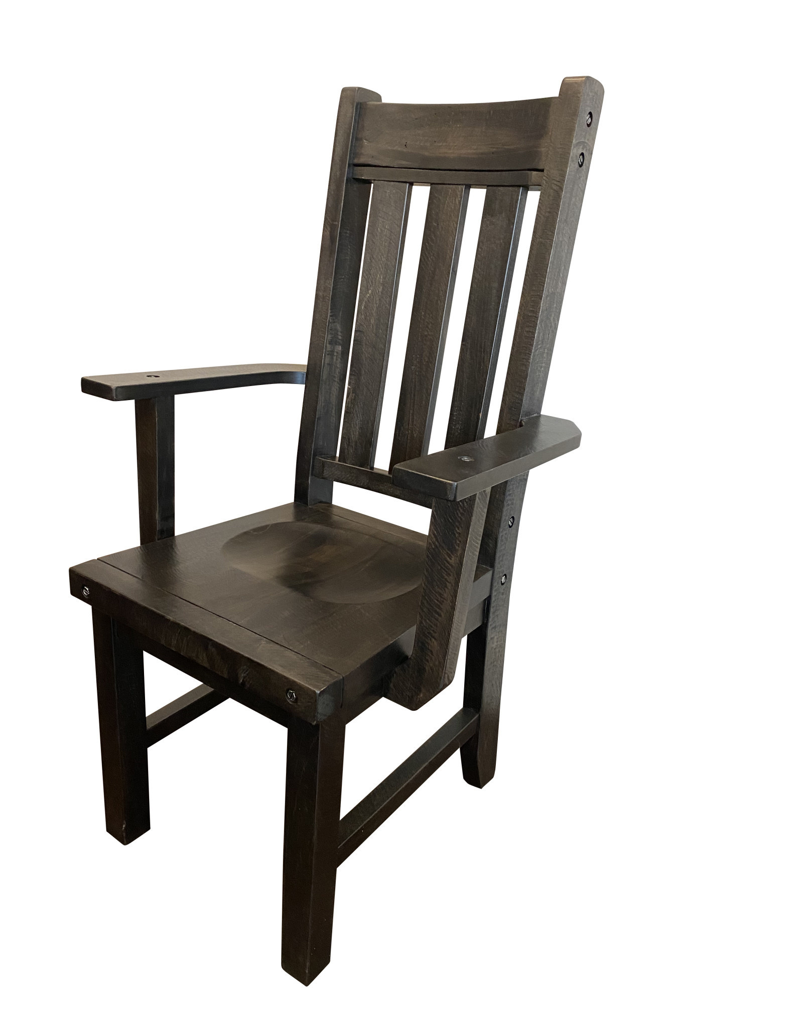 TCE Haliburton Block Arm Chair