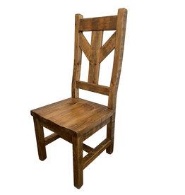 TCE Barn Series Brace Side Chair