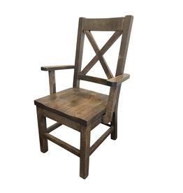 TCE Dokis X Back Arm Chair