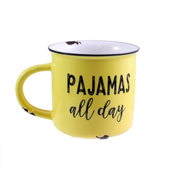 TCE Mug - Pajamas All Day